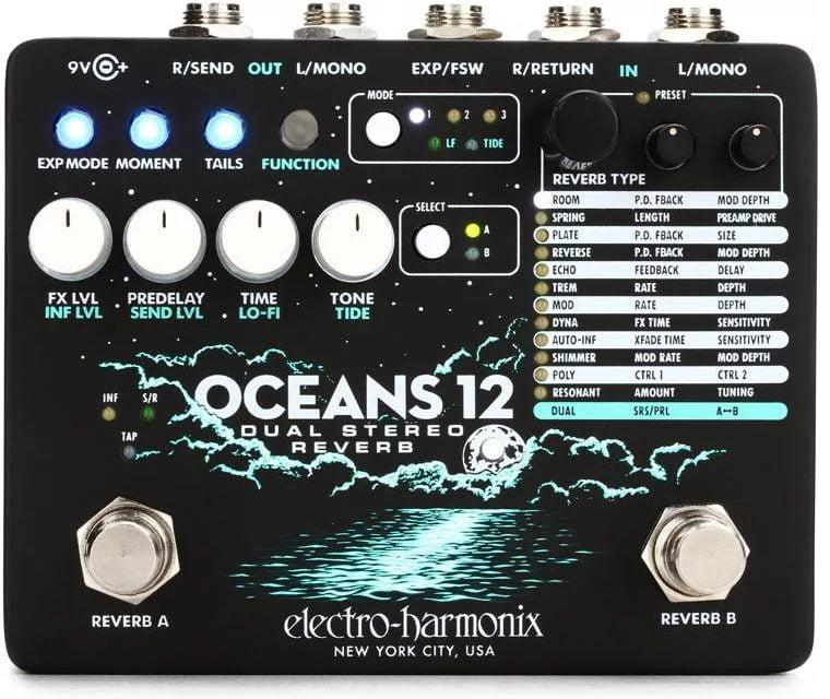 EHX Oceans 12 Reverb