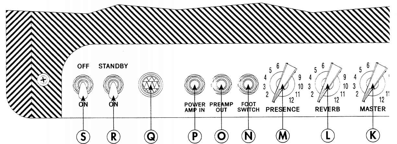 Fender Blues Deluxe User Manual Screenshot