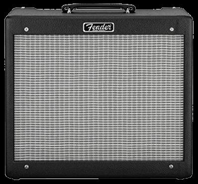 Fender Blues Junior Review Stock Photo