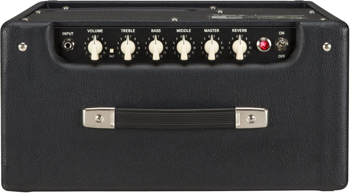 Fender Blues Junior Top Panel