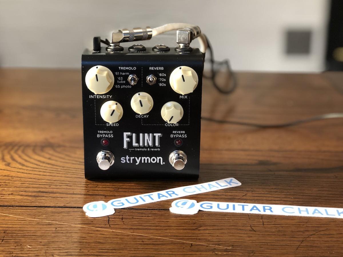 strymon flint review tremolo pedal demo guitar chalk. Black Bedroom Furniture Sets. Home Design Ideas