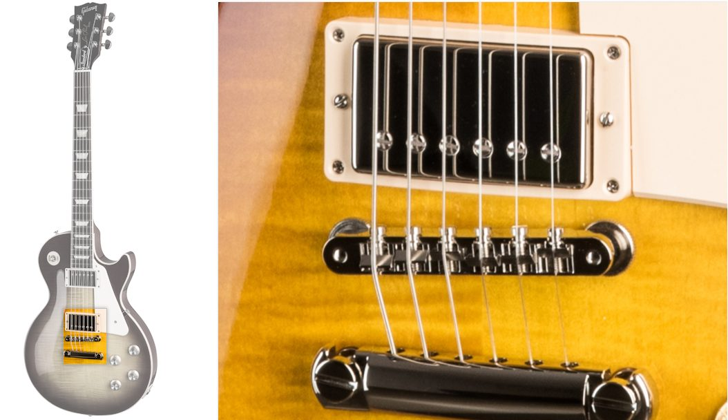 Gibson Les Paul Hardware Shot