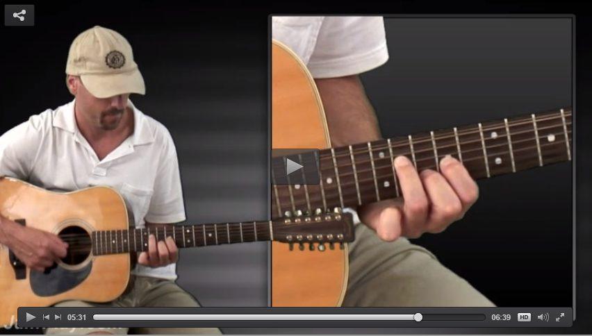 Guitar Basics with Mark Lincoln on JamPlay