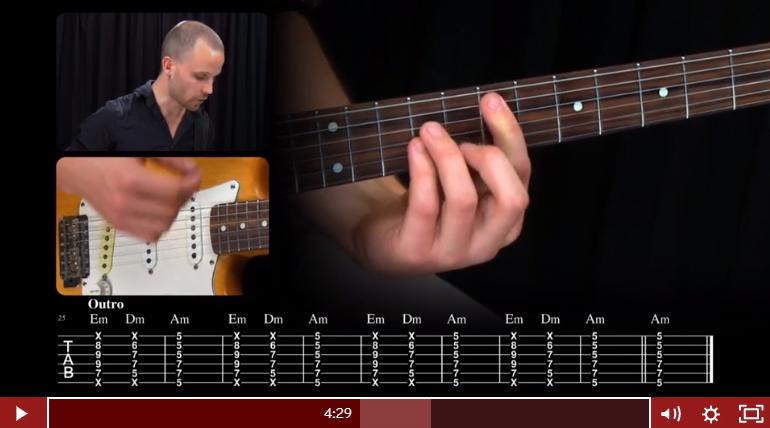 Guitar Tricks Rock Level 1 Course_5