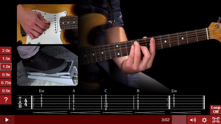 Guitar Tricks Rock Level 1 Course_7