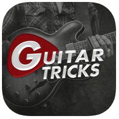 Guitar Tricks iPhone App Logo