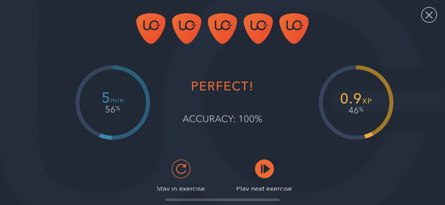 Higher grade for better performance