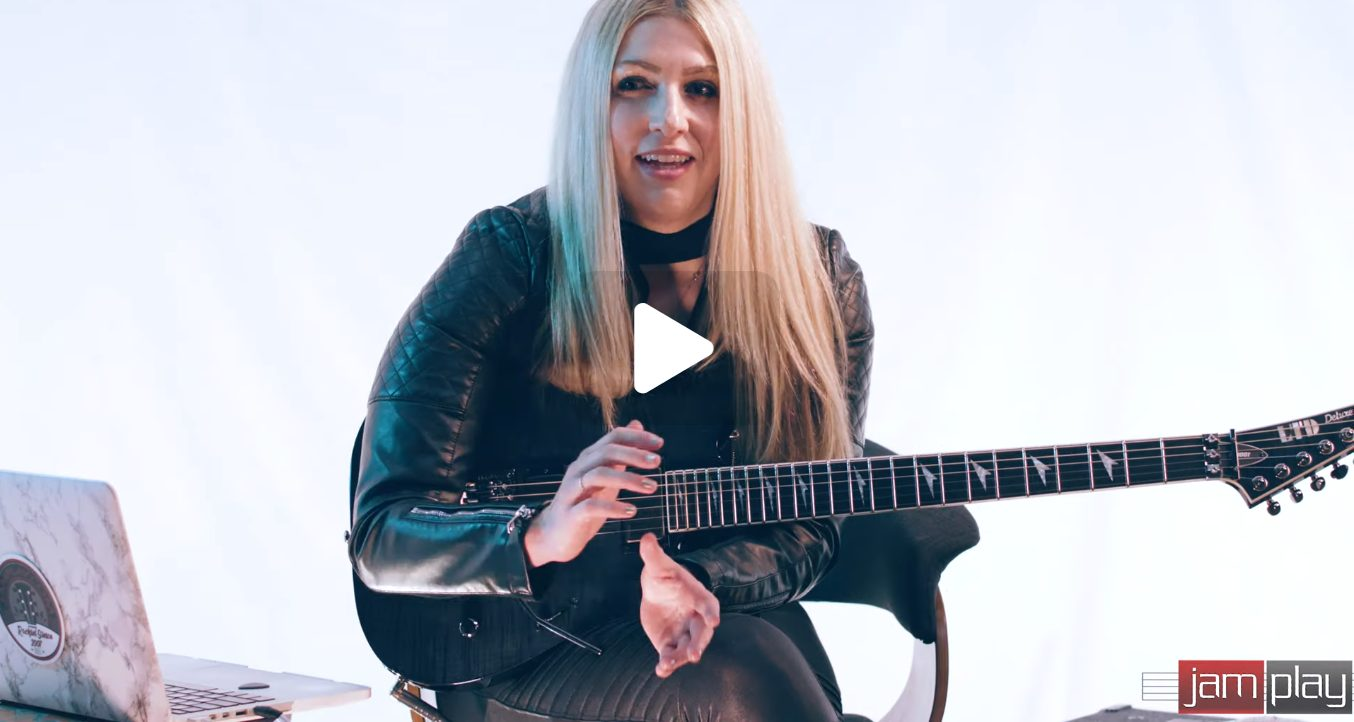 Free Online Guitar Lessons from JamPlay
