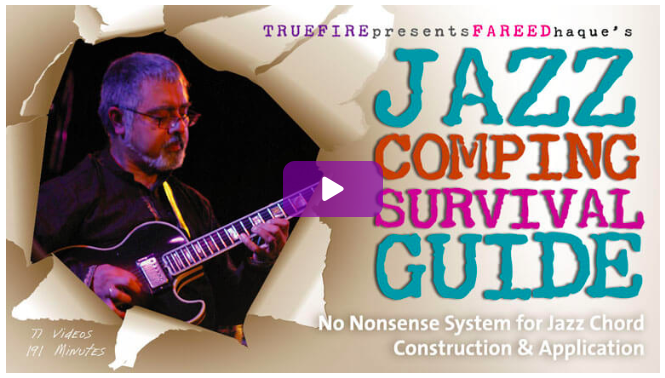 Jazz Comping Survival Guide Picture for Jazz Guitar Lessons Article