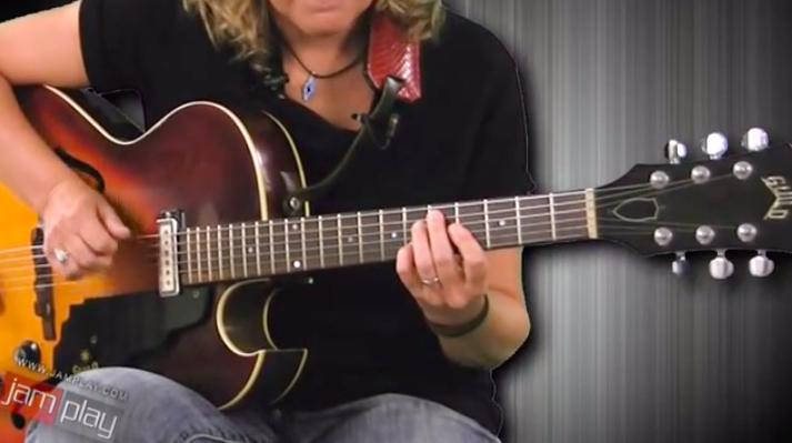 Jazz Guitar with Jane Miller for Jazz Guitar Lessons Article
