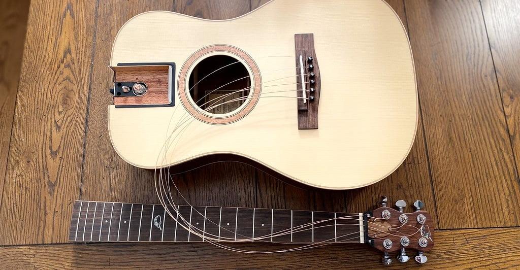 Journey Instruments OF410 (top-down shot)