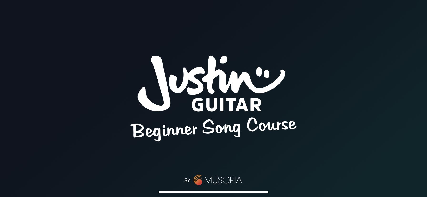 JustinGuitar iPhone App_1