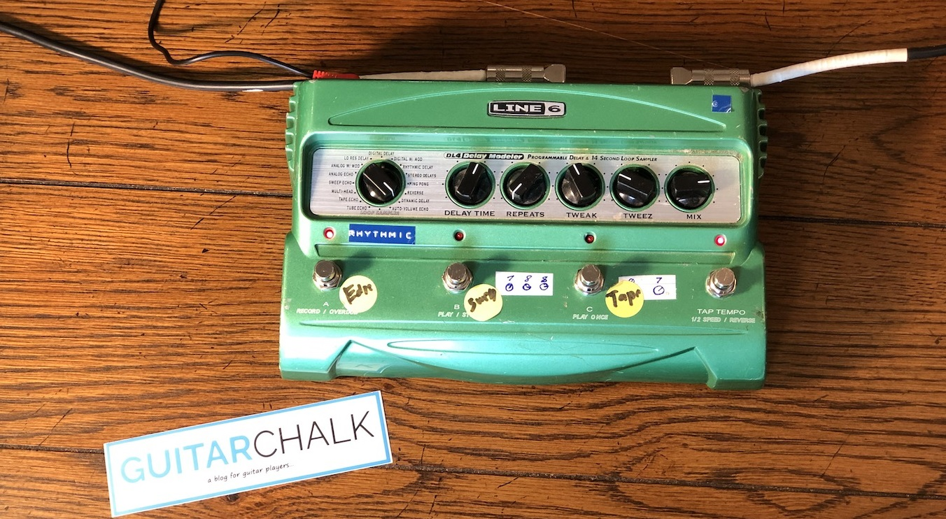 Line 6 DL4 Delay Review