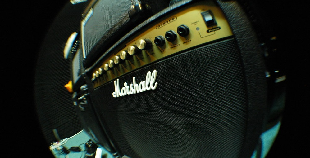 Marshall Tube Amp Example