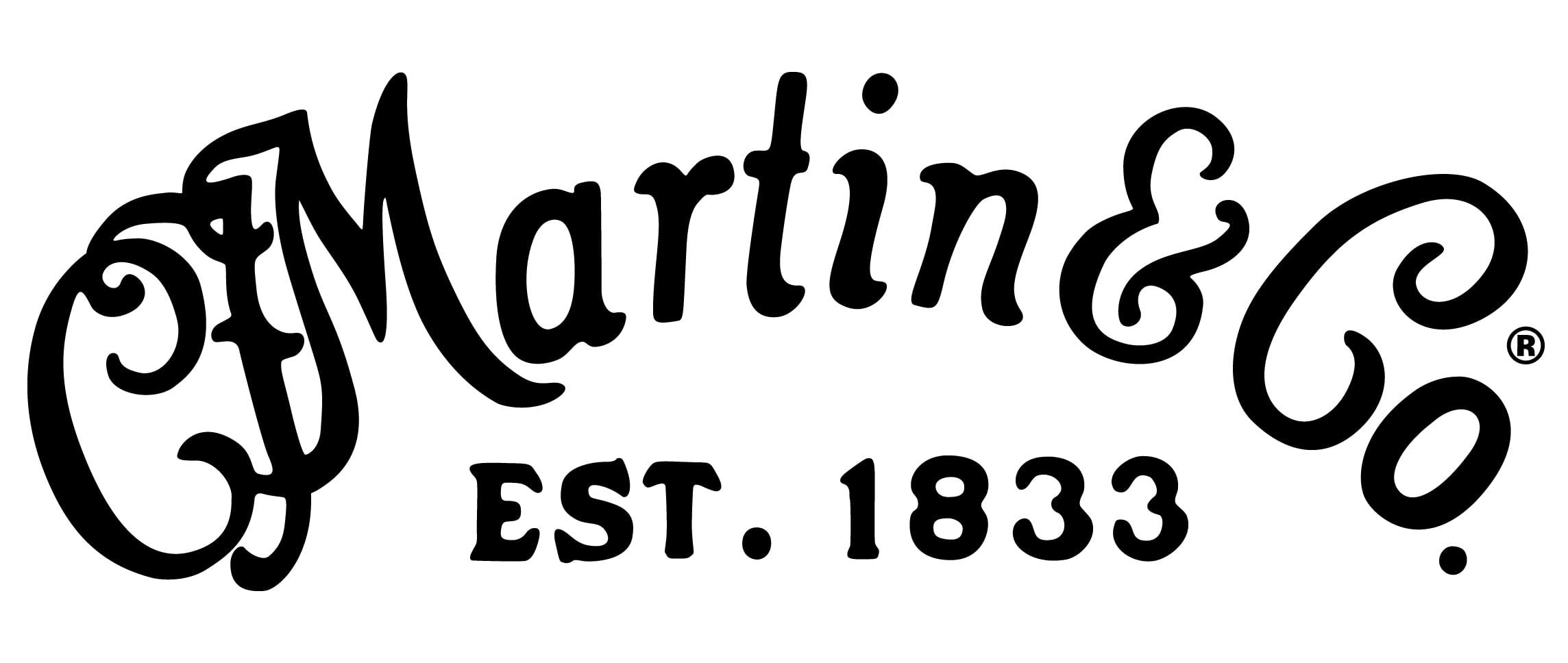Martin Acoustic Guitars Logo