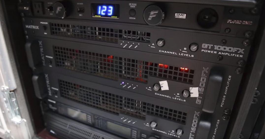 Matrix Power Amps