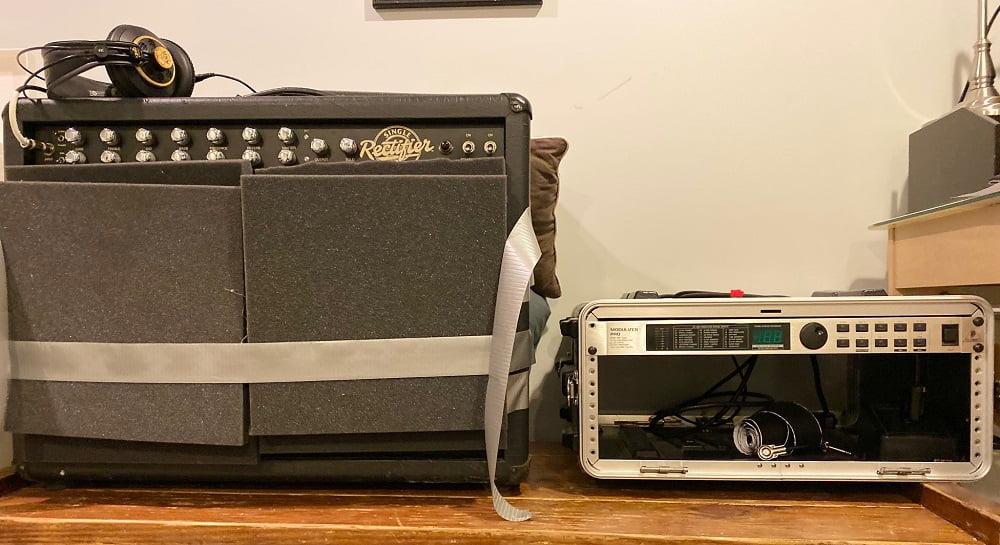 Mesa Rectoverb Combo Amp