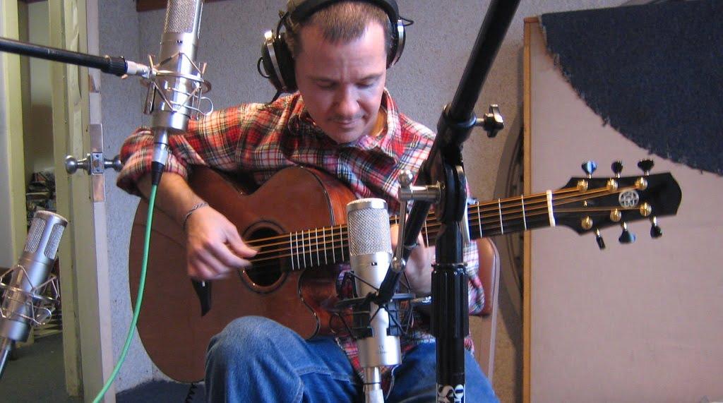 Mic'd Acoustic Guitar