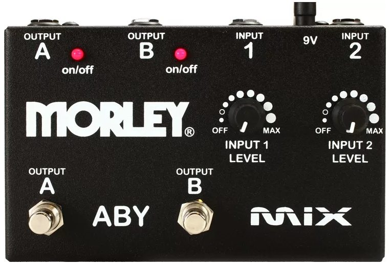 Morley ABY Switch