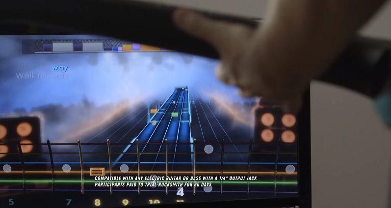Rocksmith GamePlay
