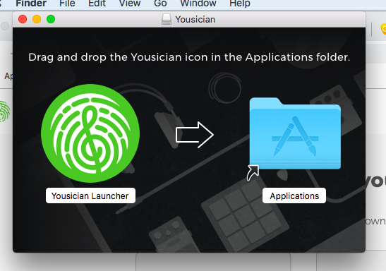 Installing Yousician on a Mac