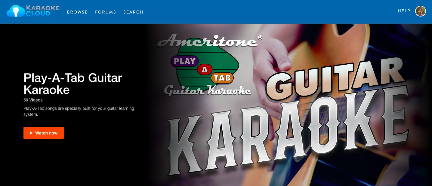 Karaoke Cloud Screenshot