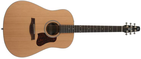 Seagull S6 Acoustic Guitar - Updated Photo for June 2020