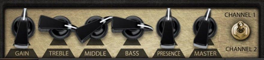 Stevie Ray Vaughan Distorted Amp Settings