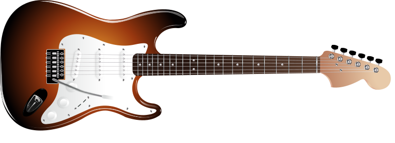 Stratocaster Style Guitar