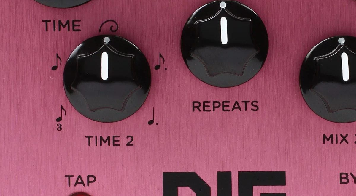 Strymon DIG with Timing Indicators