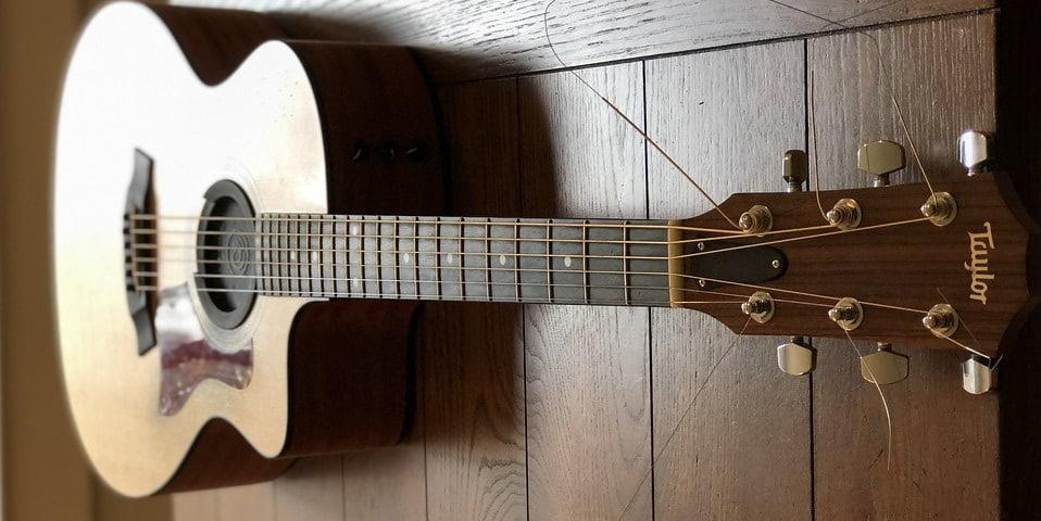 Taylor Acoustic Guitar Full