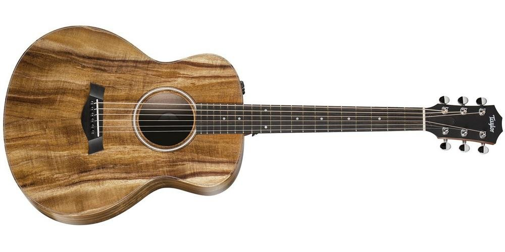 Taylor GS Mini-e Solid Koa Top