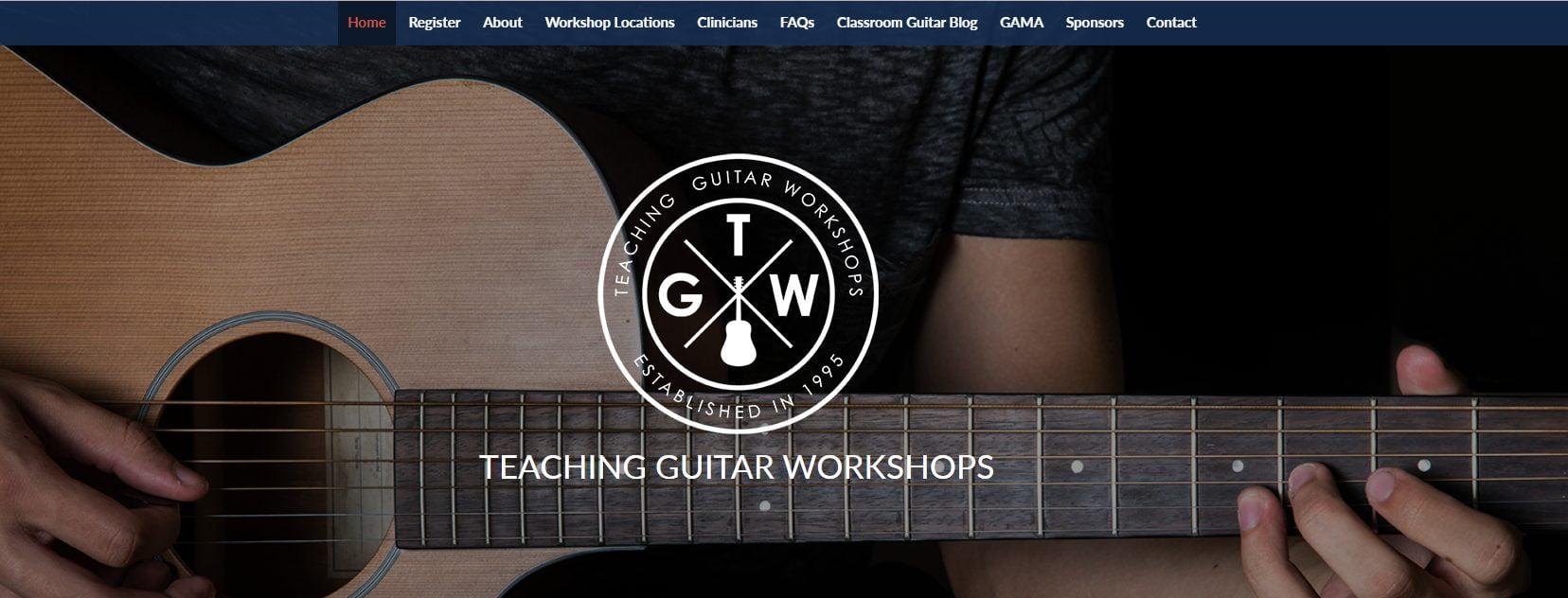 Teaching Guitar Workshops