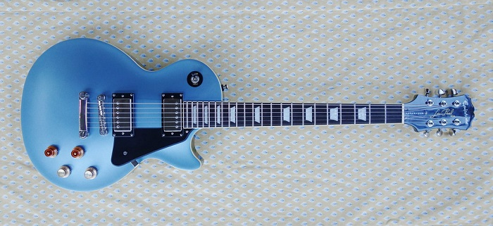 The Epiphone Joe Bonamassa Signature Model