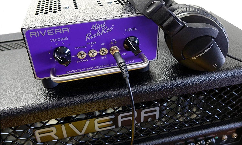 The Rivera Mini RockRec Loadbox