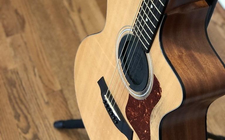 The Taylor 114ce Acoustic Guitar