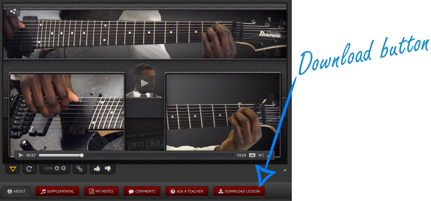 Tosin Abasi JamPlay Lesson