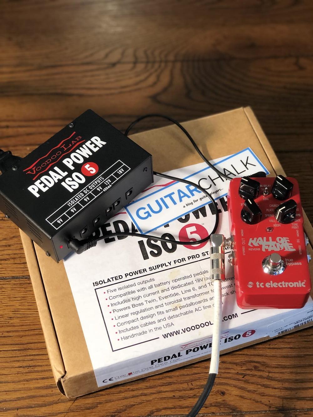 19 Best Pedalboard Power Supplies for Guitar | Guitar Chalk