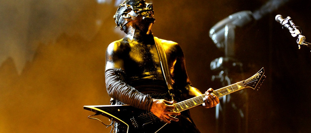 Wes Borland Photo for Modern Metal Article