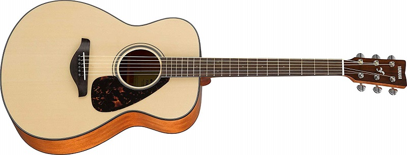 Yamaha FG800 Concert Photo for Best Acoustic Guitar for Beginners Article