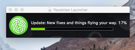 Yousician Launcher Screenshot