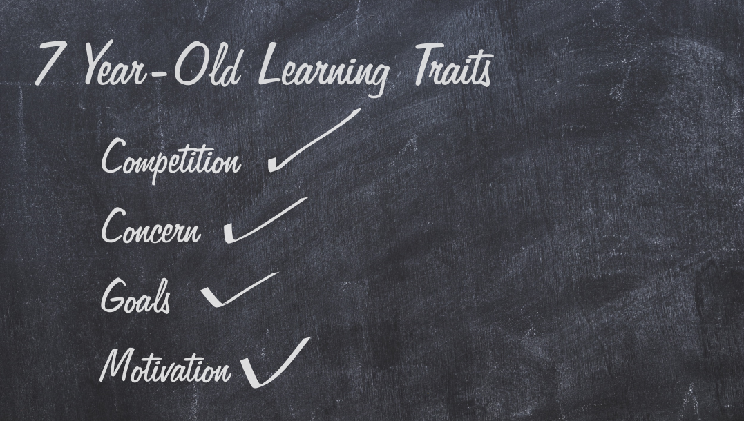7 Year Old Learning Traits