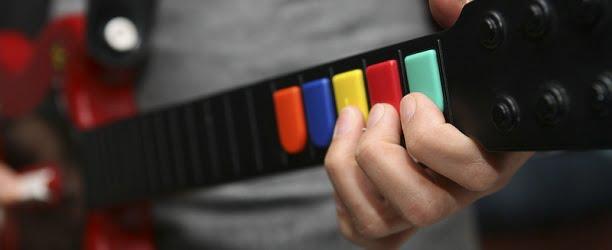 Guitar Lessons Like Guitar Hero - Banner Photo