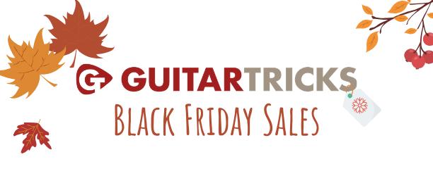 Guitar Tricks Black Friday Graphic