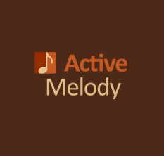 Active Melody Logo