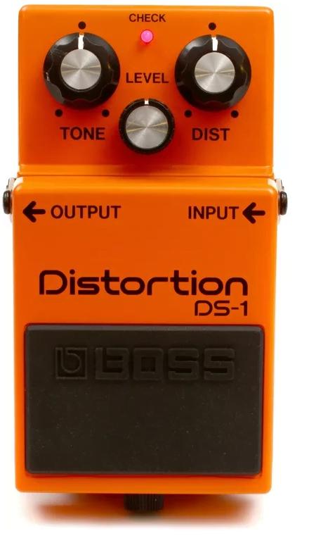 Boss DS-1 Distortion (stock)