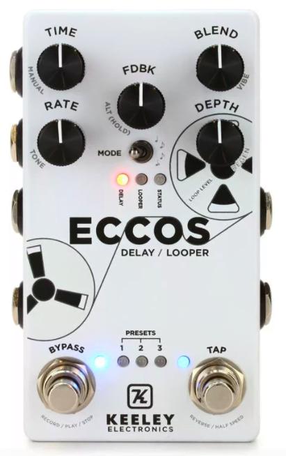 Keeley ECCOS delay
