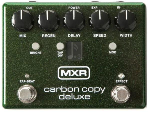 MXR Carbon Copy Deluxe Analog Delay