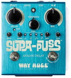Way Huge Supa Puss Analog Delay (new)