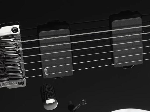 EMG Pickups on the Ibanez Iron Label